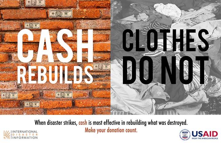 Cash Rebuilds